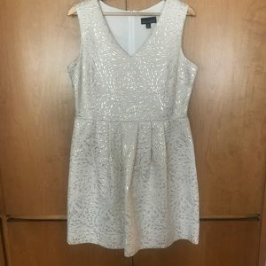 Cynthia Rowley Cream Cocktail Dress (14)